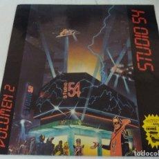 Discos de vinilo: VINILO/STUDIO 54/VOLUMEN 2.. Lote 183176593