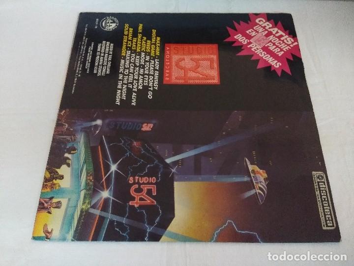 Discos de vinilo: VINILO/STUDIO 54/VOLUMEN 2. - Foto 2 - 183176593