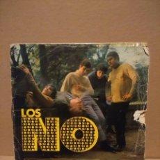 Discos de vinilo: EP LOS NO : LA LLAVE ( DISCO DETERIORADO). Lote 183187151