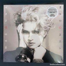 Discos de vinilo: MADONNA - - MADONNA - RCV1-23867 / 603497849307 - LP ALBUM CLEAR (2019 180-GRAM CLEAR VINYL RE-ISSUE. Lote 183189951