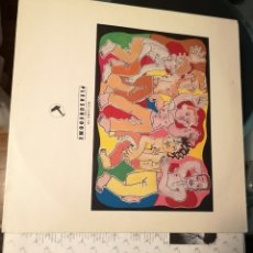 Discos de vinilo: FRANKIE GOES TO HOLLYWOOD ‎– WELCOME TO THE PLEASUREDOME VINILO LP. Lote 183190175