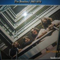Discos de vinilo: THE BEATLES / 1967-1970 DOBLE LP - ORIGINAL INGLES - APPLE RECORDS 1973 GATEFOD Y FUNDAS INTERIORES. Lote 183191553