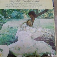 Discos de vinilo: PERCY FAITH - COUNTRY BOUQUET (CBS, 1975). Lote 183205001