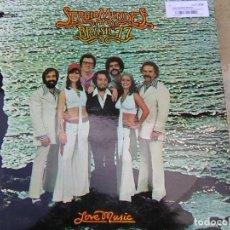 Discos de vinilo: SERGIO MENDES & BRASIL 77 - LOVE MUSIC (CANTABILE, 1973). Lote 183205240
