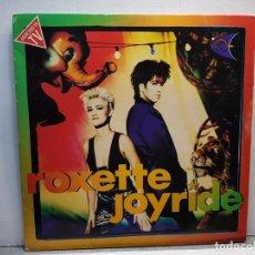 Discos de vinilo: LP-ROXETTE-JOYRIDE EN FUNDA ORIGINAL AÑO 1991. Lote 183207590