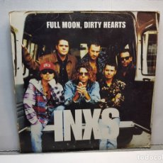 Discos de vinilo: LP-INXS-FULL MOON,DIRTY HEARTS EN FUNDA ORIGINAL AÑO 1993. Lote 183209062