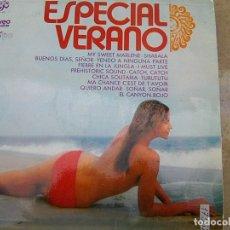 Discos de vinilo: ESPECIAL VERANO... CON IMAGEN, LONE STAR, 5 CHICS, EVOLUTION CHAKACHÁS... (EKIPO - UNIC, 1972). Lote 183209161