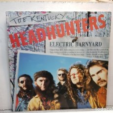 Discos de vinilo: LP-THE KENTUCKY-HEADHUNTERS EN FUNDA ORIGINAL AÑO 1991. Lote 183209641