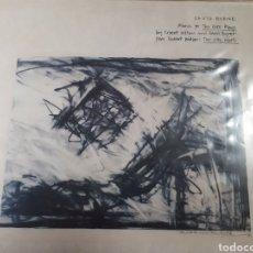 Discos de vinilo: DAVID BYRNE MUSIC FOR THE KNEE PLAYS COMPONENTE DE TALKING HEADS. Lote 183210907