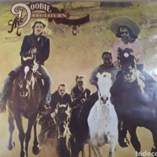 Discos de vinilo: THE DOOBIE BROTHERS STAMPED. Lote 183215778