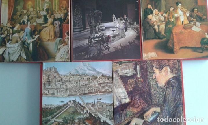 Discos de vinilo: Lote cinco albums Música Clasica - Foto 2 - 183256293