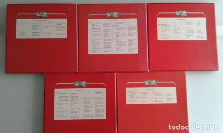 Discos de vinilo: Lote cinco albums Música Clasica - Foto 4 - 183256293