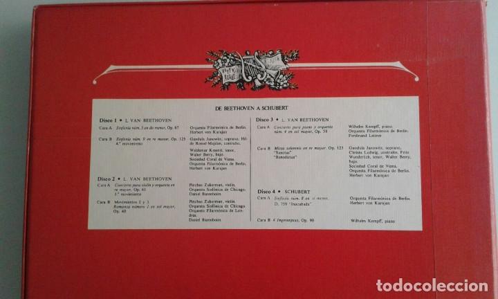 Discos de vinilo: Lote cinco albums Música Clasica - Foto 5 - 183256293