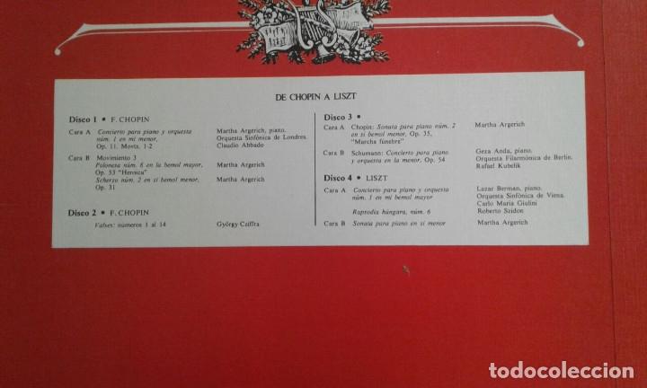 Discos de vinilo: Lote cinco albums Música Clasica - Foto 9 - 183256293