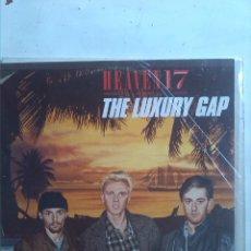 Discos de vinilo: HEAVEN 17 THE LUXURY GAP. Lote 183260550