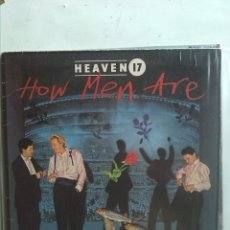 Discos de vinilo: HEAVEN 17 HOW MEN ARE. Lote 183261855