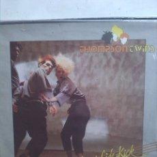 Discos de vinilo: THOMPSON TWINS QUICK STEP & SIDE KICK. Lote 183263001