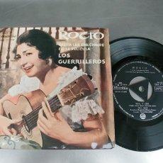 Discos de vinilo: ROCIO JURADO-EP COMO NADIE TE HE QUERIDO +3-NUEVO. Lote 183265346