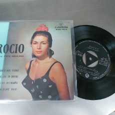 Discos de vinilo: ROCIO JURADO-EP EN LA BARCO MAS VELERO +3 . Lote 183265492