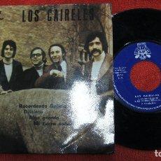 Discos de vinilo: LOS CAIRELES - RECORDANDO GALICIA + 3 - PROMO 1973. Lote 183267626