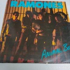 Discos de vinilo: RAMONES – ANIMAL BOY--EDICION ESPAÑOLA 1986. Lote 183274180