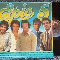 Discos de vinilo: ÉXITOS CBS AÑO 1982. Lote 183277420