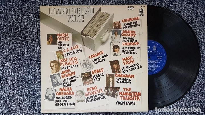 GRANDES ÉXITOS DEL AÑO HISPAVOX AÑO 1977 (Música - Discos - LP Vinilo - Solistas Españoles de los 70 a la actualidad)