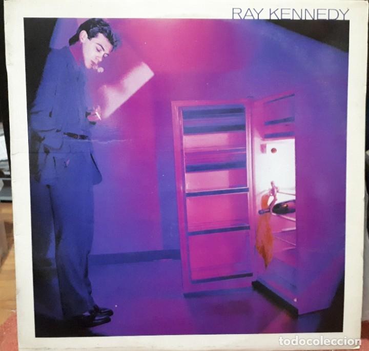 LP RAY KENNEDY – RAY KENNEDY (Música - Discos de Vinilo - EPs - Pop - Rock Extranjero de los 70)