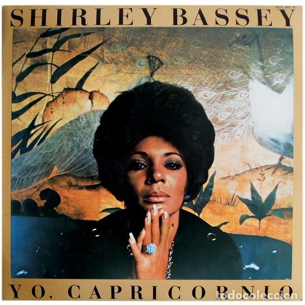 SHIRLEY BASSEY – YO, CAPRICORNIO (Música - Discos de Vinilo - EPs - Pop - Rock Extranjero de los 70)