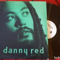 Discos de vinilo: DANNY RED ** RISE UP ** VINILO MAXI SINGLE PROMOCIONAL 1995 UK 5 VERSIONES. Lote 183280058
