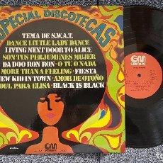Discos de vinilo: ESPECIAL DISCOTECAS AÑO 1977. Lote 183280816