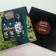 Discos de vinilo: LOS DELTONOS - SIXPACK VOL. 2 - EP 10'' 2016 // COMO NUEVO. Lote 183281536