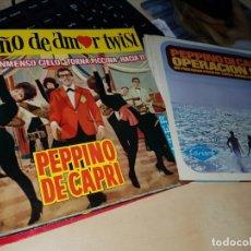 Discos de vinilo: PEPPINO DI CAPRI 2 EPS OFERTA COLECCIONISTAS . Lote 183284795