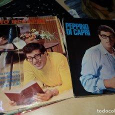 Discos de vinilo: PEPPINO DI CAPRI 2 EPS OFERTA COLECCIONISTAS . Lote 183285071