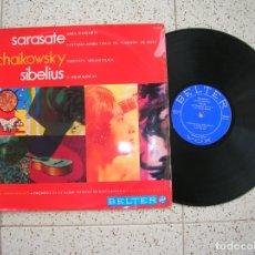 Discos de vinilo: LP DE LA ORQUESTA DE LA RADIO ALEMANA DE BADEN BADEN. Lote 183289948