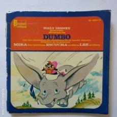 Discos de vinilo: DISCO CUENTO - DUMBO. Lote 183292385