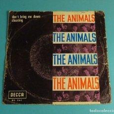 Discos de vinilo: THE ANIMALS. SOLO CARPETA SIN VINILO. Lote 183292651