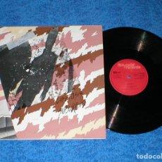 Discos de vinilo: DISTRITO 5 MAXI 12 CAFETOSIS + SUBURBIO 1982 FLOR Y NATA RECORDS ELECTRONIC FUNK SOUL DISCO RARO !!. Lote 183309493