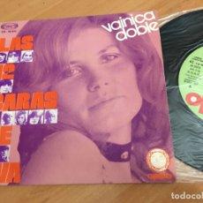 Discos de vinilo: VAINICA DOBLE (LAS 12 CARAS DE EVA ) SINGLE SPAIN 1971 (EPI04). Lote 183315193