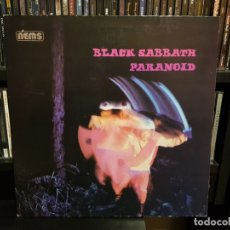 Discos de vinilo: BLACK SABBATH - PARANOID. Lote 183317153