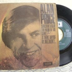 Discos de vinilo: ALAN PRICE (EX-THE ANIMALS) -SUNSHINE & RAIN -SINGLE 1970. Lote 183317276