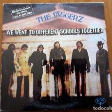 Discos de vinilo: THE JAGGERZ WE WENT TO DIFFERENT... (KAMA SUTRA KSBS 2017 - CANADA 1970) POP ROCK ORIGINAL LP. Lote 183319956
