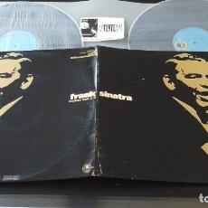 Discos de vinilo: FRANK SINATRA LOS EXITOS DE FRANK SINATRA VOL.1 Y 2 2XLP 1974 CARNABY GATEFOLD EDICION. Lote 183323637