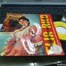 Discos de vinilo: ELIA RICO EP ANDALUCÍA EN SUS CANCIONES EP 1960. Lote 183325326
