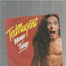 Discos de vinilo: TED NUGENT WANGO. Lote 183326280