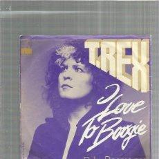 Discos de vinilo: T. REX LOVE TO BOOGIE. Lote 183326836