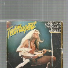 Discos de vinilo: TED NUGENT LAND THOUSAND. Lote 183326983