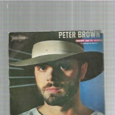 Discos de vinilo: PETER BROWN . Lote 183329540