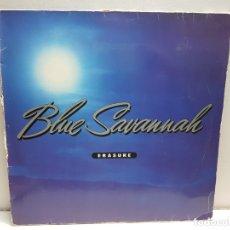 Discos de vinilo: MAXISINGLE -ERASURE-BLUE SAVANNAH EN FUNDA ORIGINAL 1990. Lote 183330392