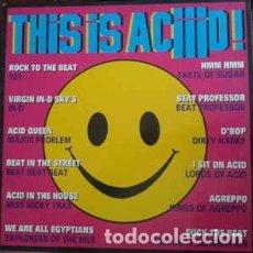 Discos de vinilo: VARIOUS - THIS IS ACIIID! (LP, COMP) LABEL:CBS CAT#: CBS 465308 1 . Lote 183332175